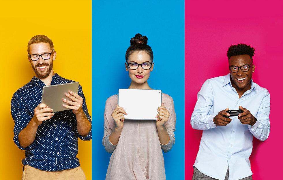 Eyezen, lentes diseñadas para la vida digital